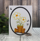 99940 Fresh Flowers craft die