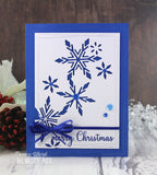 99827 Tisdale Snowflake Collage craft die