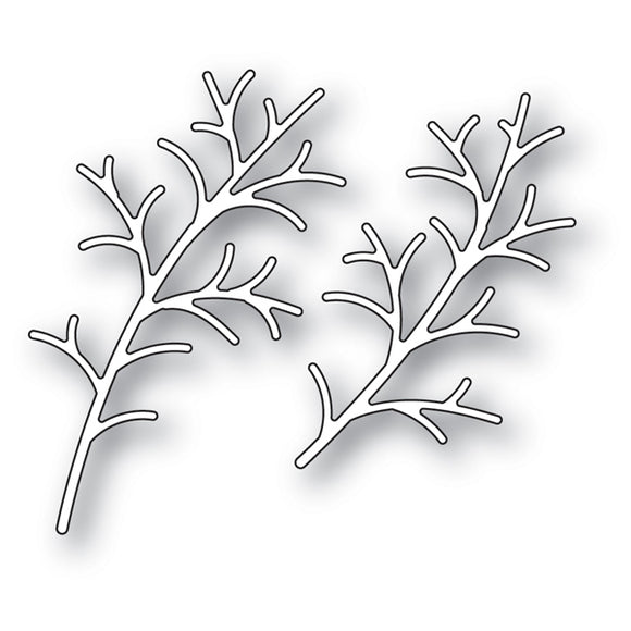 94016 Holiday Twigs craft die