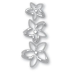 94250 Sketch Blooms craft die