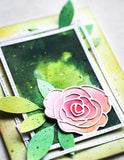 94376 Verdant Leaf craft die