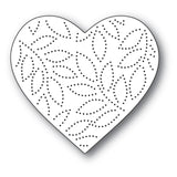 94390 Pinpoint Leaf Heart