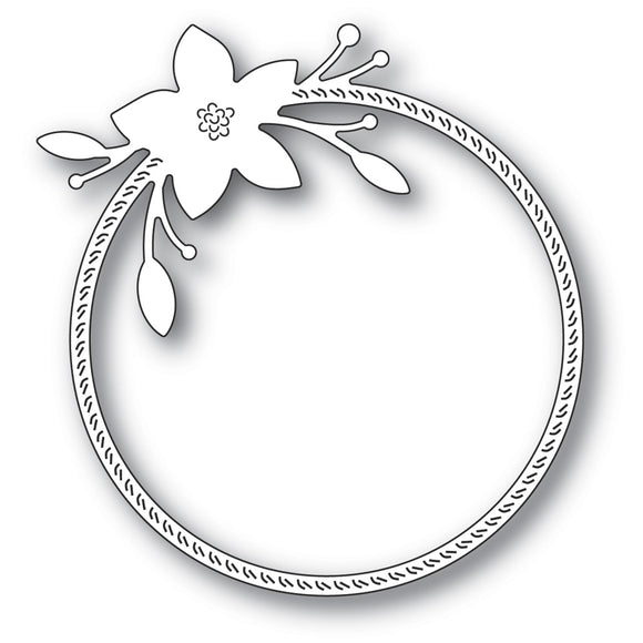 94410 Magnolia Circle Frame craft die