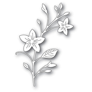 94422 Pretty Blossom Stem craft die