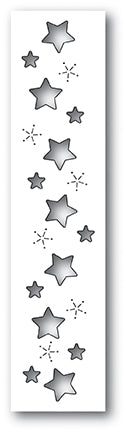 99971 Starry Sky Border craft die