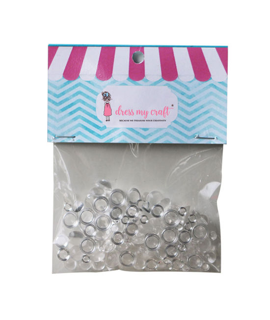 Clear Water Droplets - Assorted