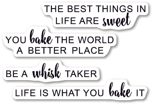 CLF103 Life is What You Bake It