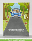 LF2338 Car Critters Stamp Set