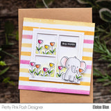 Elephant Friends Stamp Set