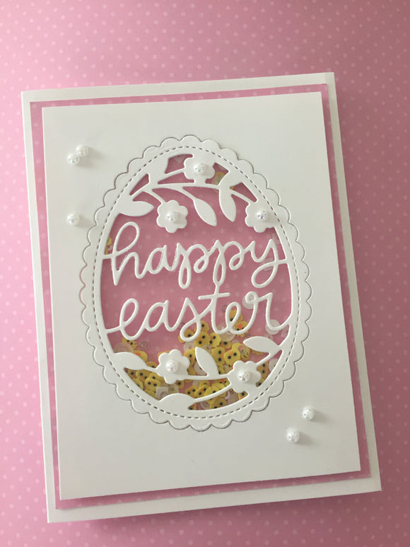 Happy Easter Custom Card Kit