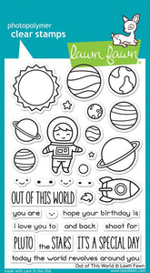 LF1330 Out of this World Stamp Set