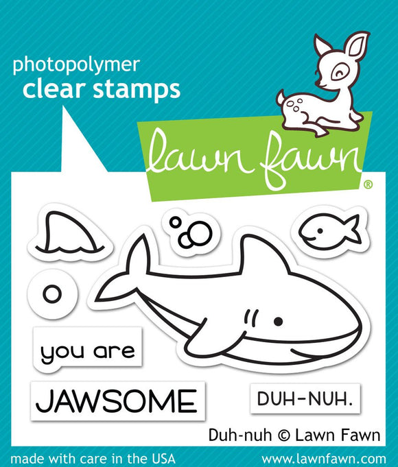LF1419 Duh-Nuh Stamp Set