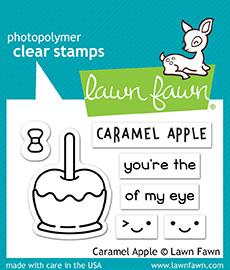 LF1759 Caramel Apple Stamp Set