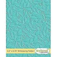 Leafy Vine Embossing Folder