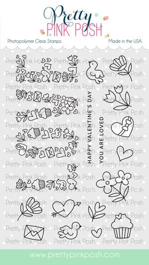 Love Stamp Set