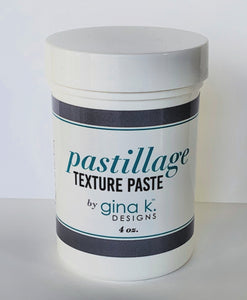 Gina K Designs Pastillage Texture Paste