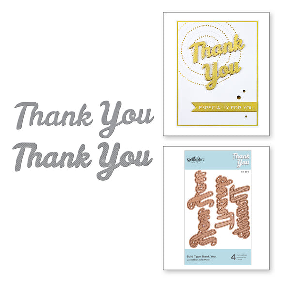 S3-392 Bold Type Thank You