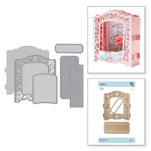 S6-139 Grand Cabinet 3D Card
