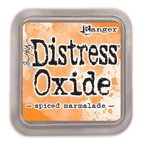 Distress Oxide Ink Pad - Spiced Marmalade