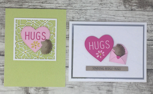 Whittle the Hedgehog Card Kit for OOAK Virtual Event on 2/6