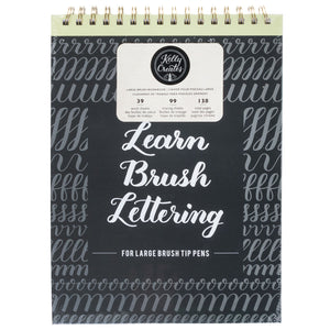Large Brush Workbook