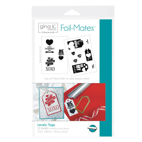 18067 Foil-Mates™ Tags • Lovely Tags