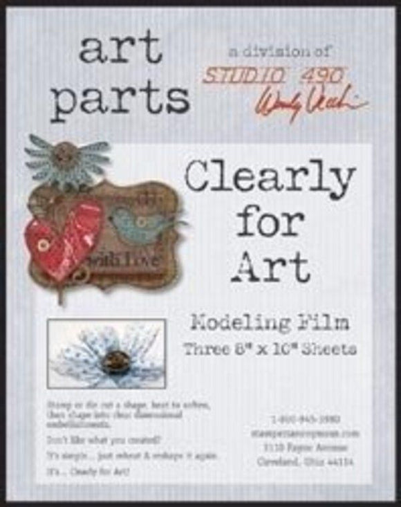 Studio 490 Art Parts - Clearly for Art