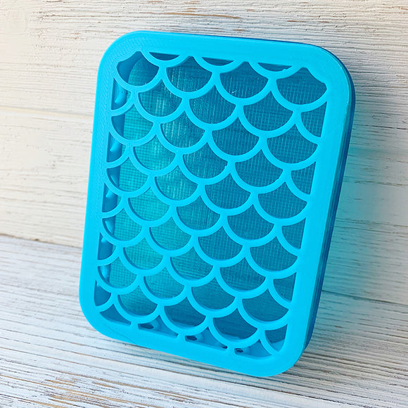 Mermaid Stamp Shammy Case