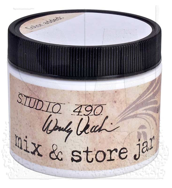WVMIX Mix & Storage Jar