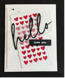 94105 Big Hello Premiere craft die