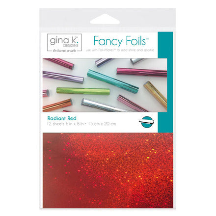 18062 Fancy Foils™ • RADIANT RED