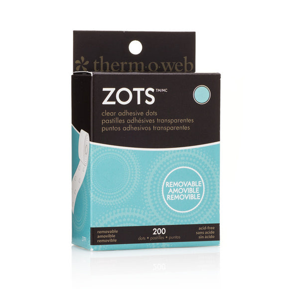 3791 Zots™ • Medium Removable
