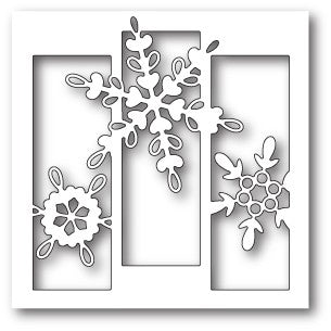 99566 Snowflake Spectacle craft die