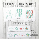10389 Triple Step Hooray