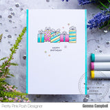 Birthday Borders Stamp Set