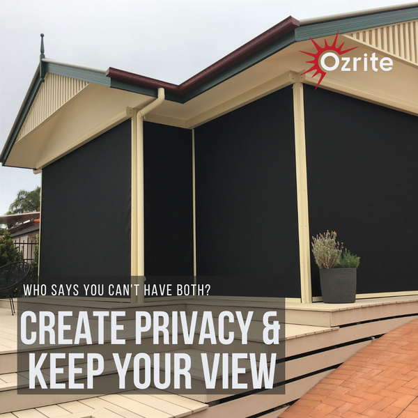 Privacy Fabric - Outside Looking In