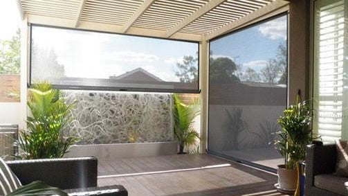 Blinds Ozrite Awnings Outdoor Brisbane