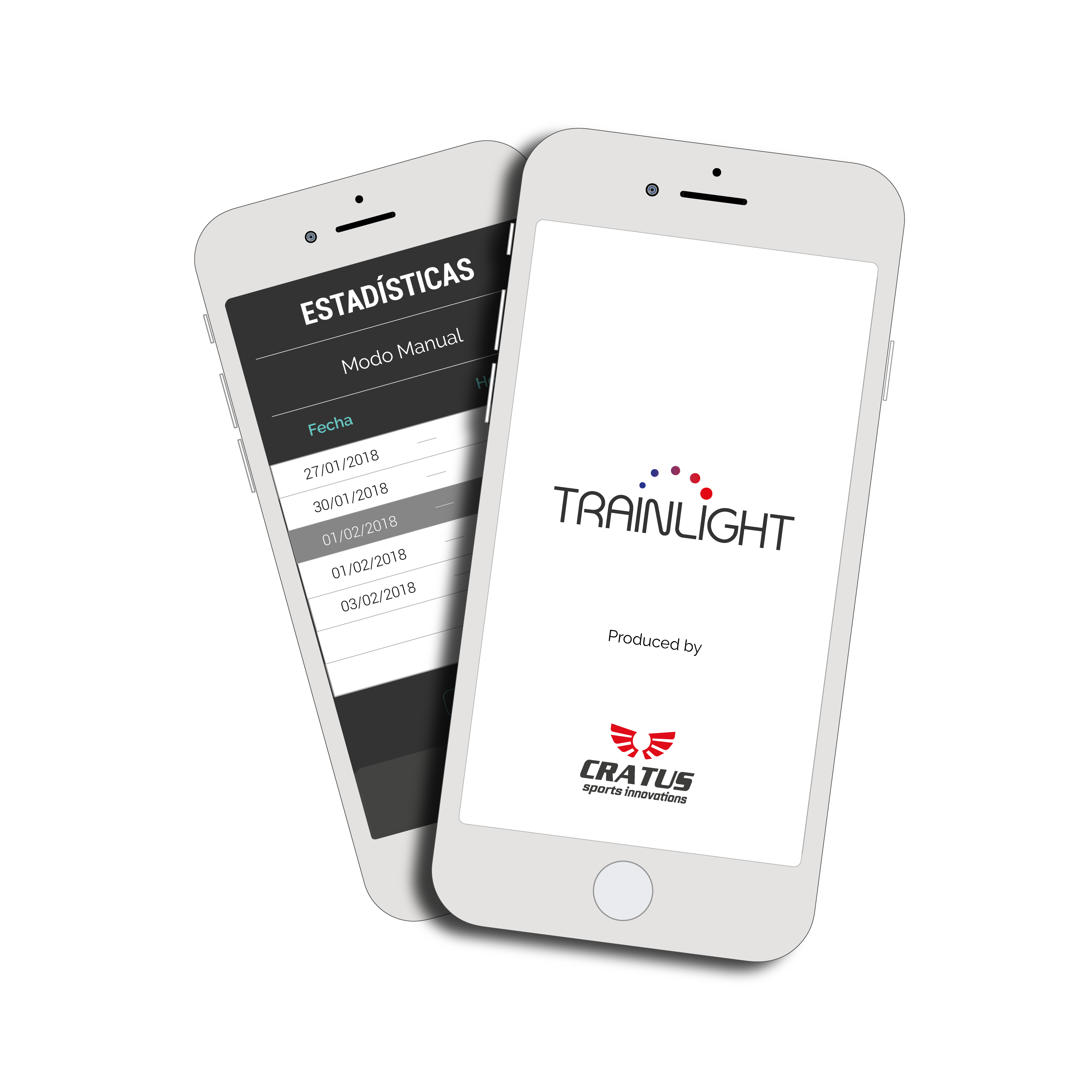 KIT TRAINLIGHT PRO 4
