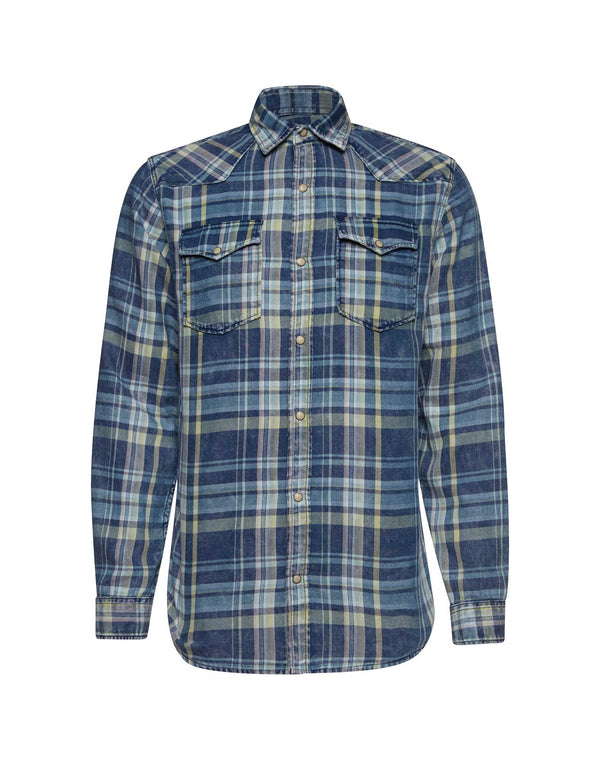 Promos Jack&Jones Shirt JORCHEST a carreaux