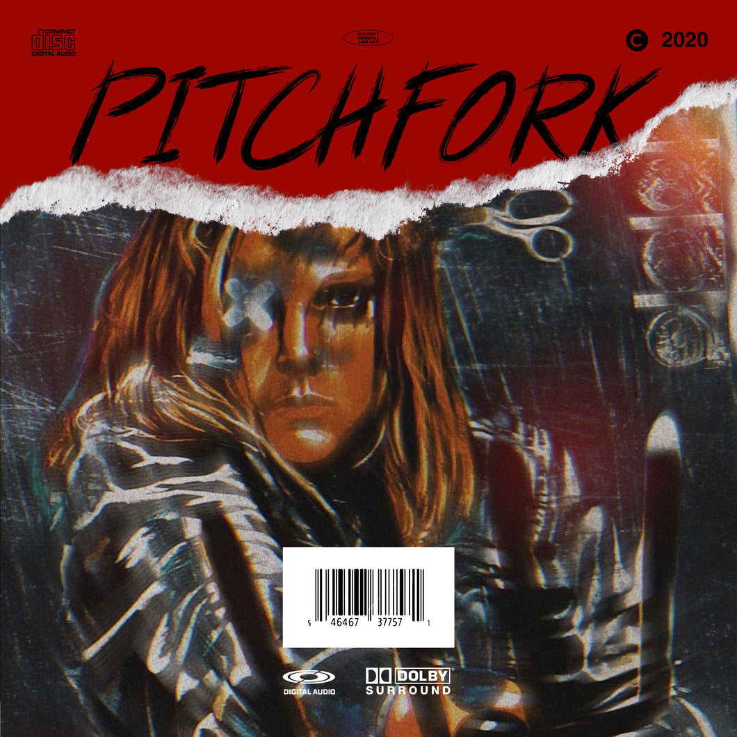 Pitchfork (Sample Pack)