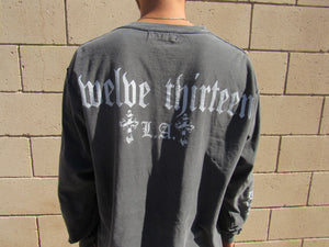"Concrete Long Sleeve ""Amen"""