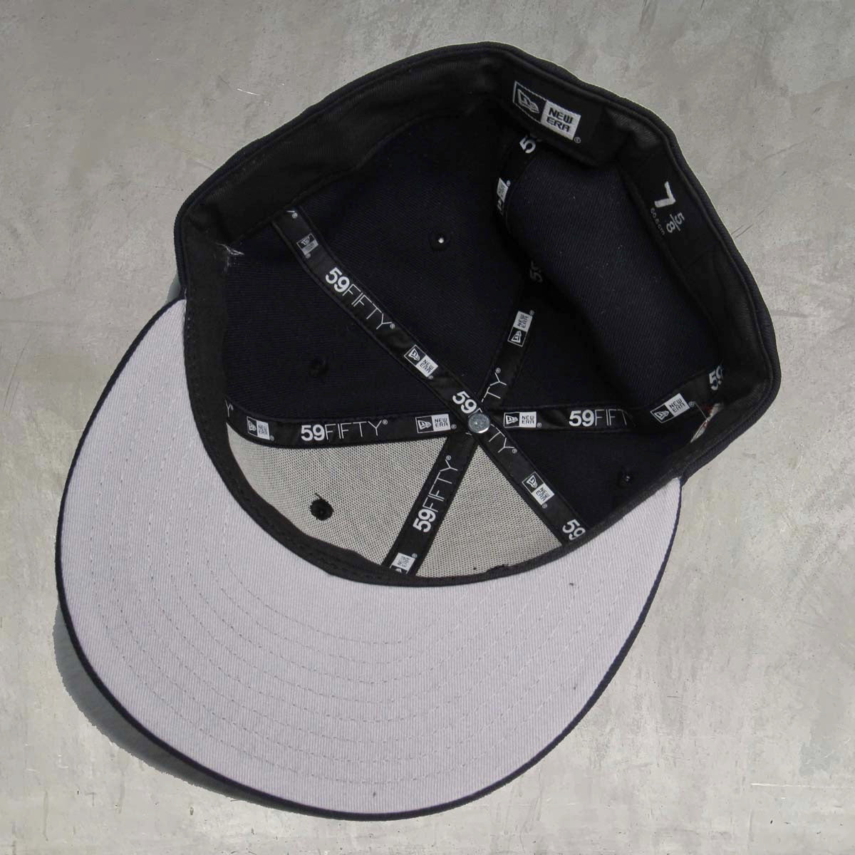 12:13 World Series Fitted Hat- Black