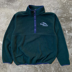 Repurposed Fleece Pullover (L)