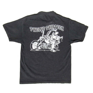 Chopper Tee - Black