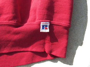 Russell Athletic Crewneck - Red (M/L)
