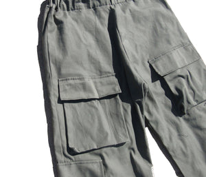 8 Pocket Pant - Olive Green (Sample size Small)