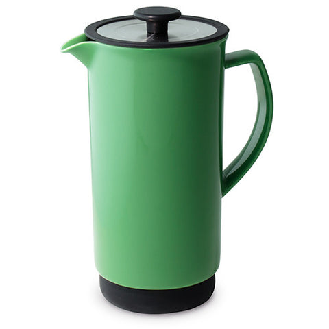Ceramic 32 oz. Cafe Style Coffee / Tea Press,  (3 colors)
