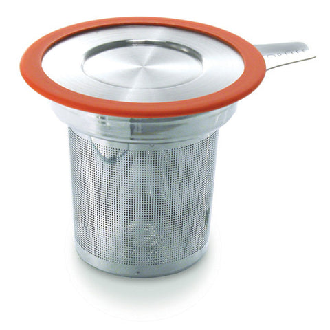 Extra Fine Tea Infuser With Lid      More Colors