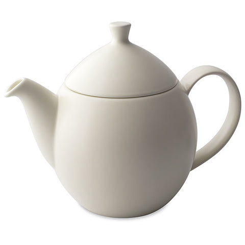 Dew Teapot with Basket Infuser 32 oz. (More Colors)