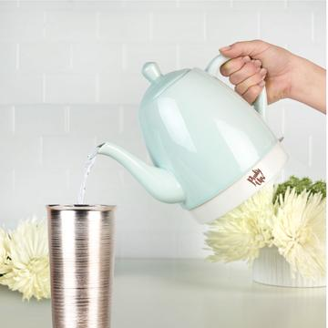 Noelle™ Ceramic Electric Tea Kettle by Pinky Up®